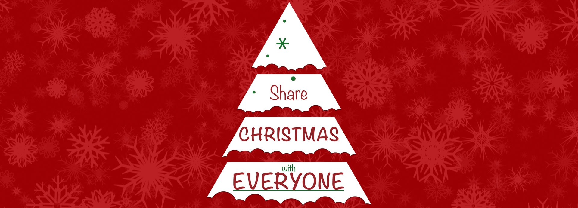 Share Christmas With Everyone
