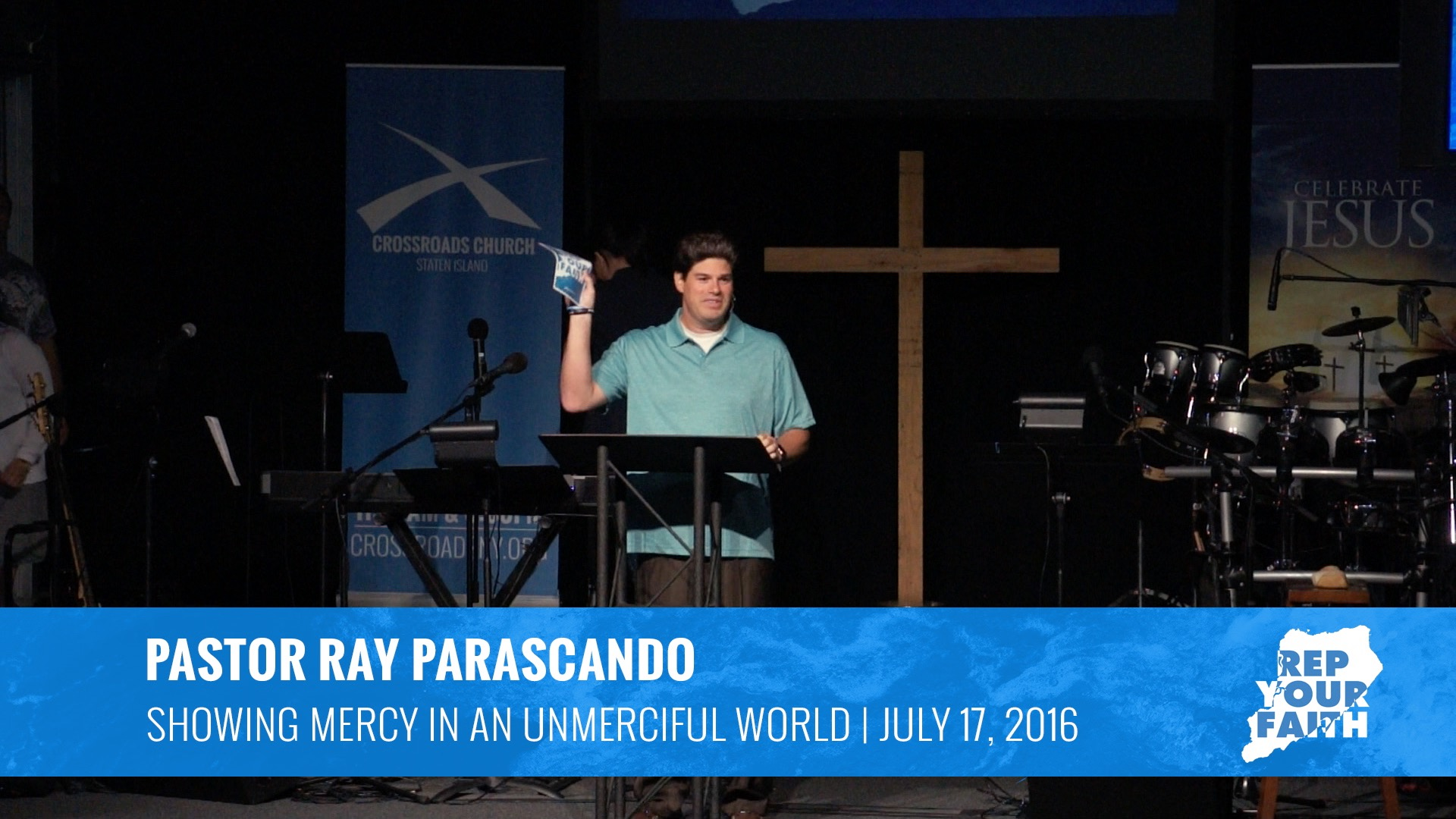 Showing Mercy In An Unmerciful World Image