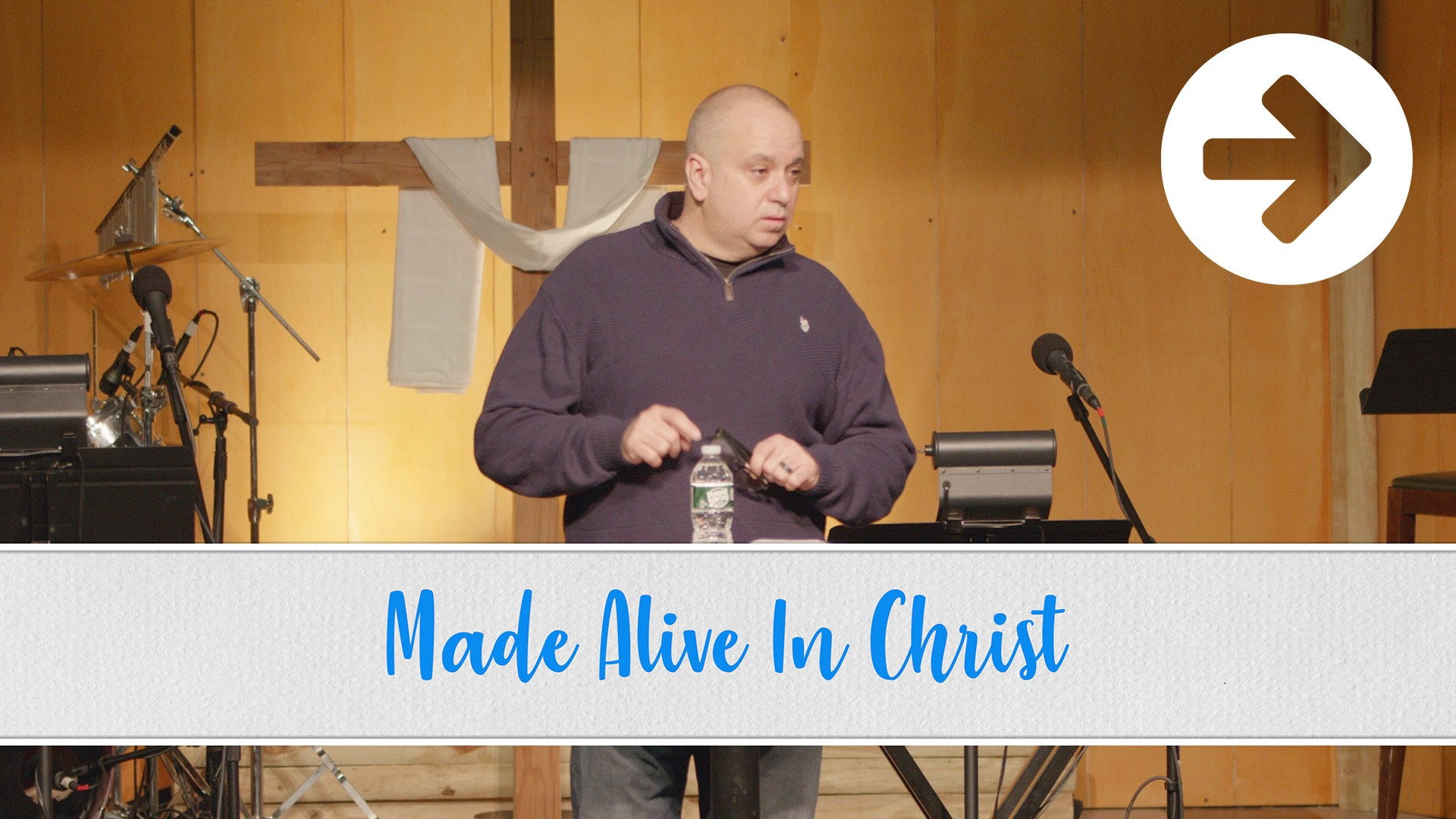 Made Alive In Christ Image