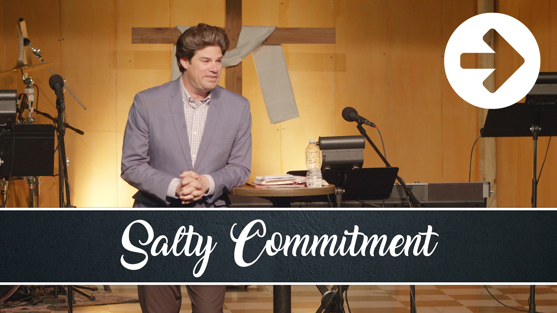 Salty Commitment  Image