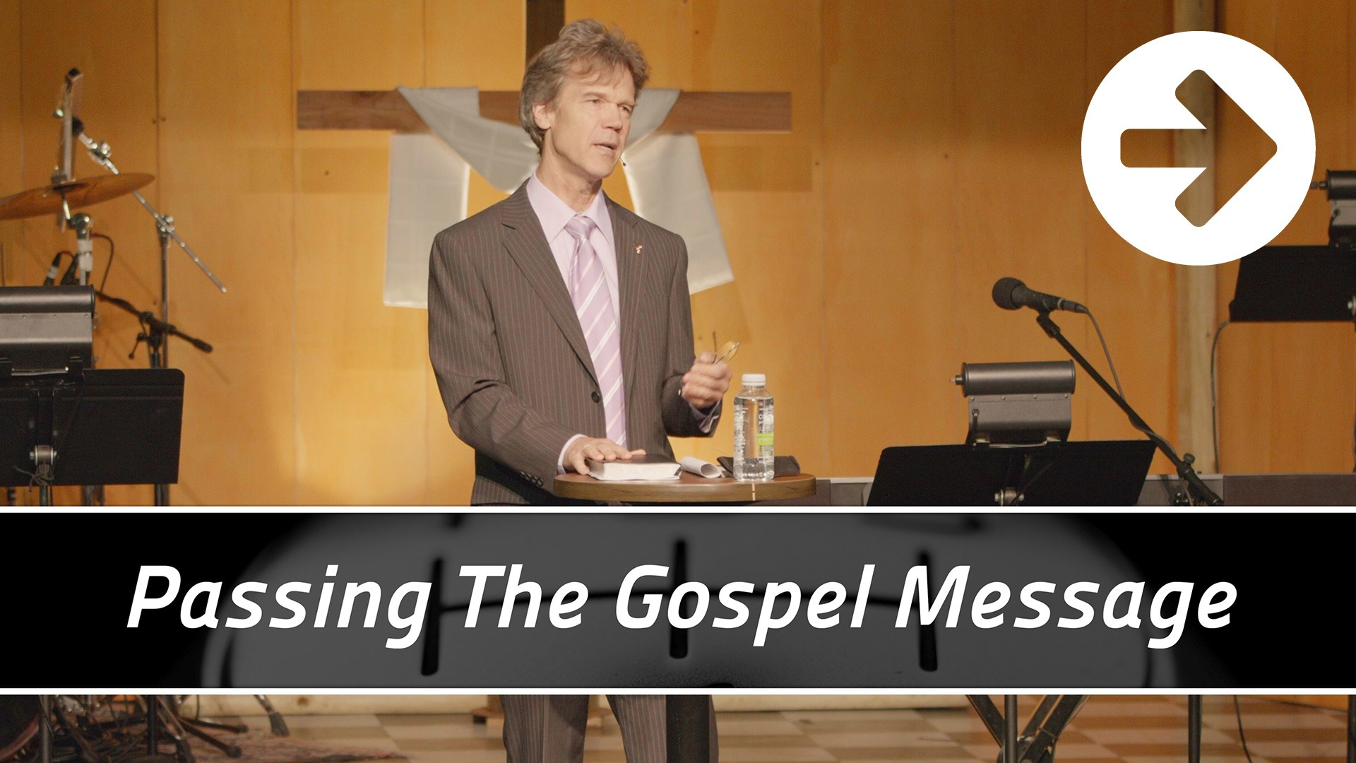 Passing The Gospel Message Image