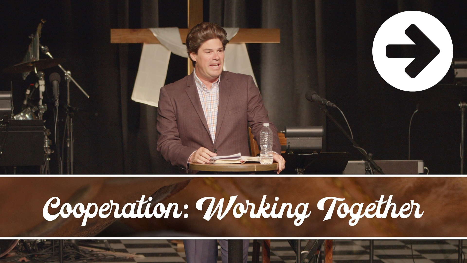 Cooperation: Working Together Image