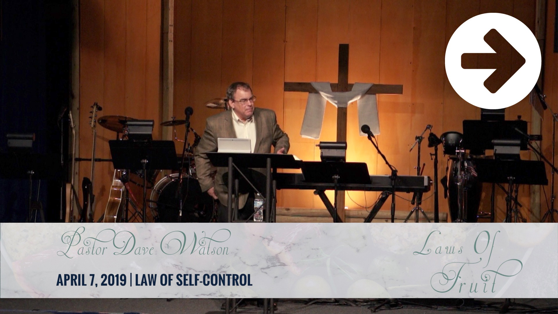 Law Of Self-Control Image
