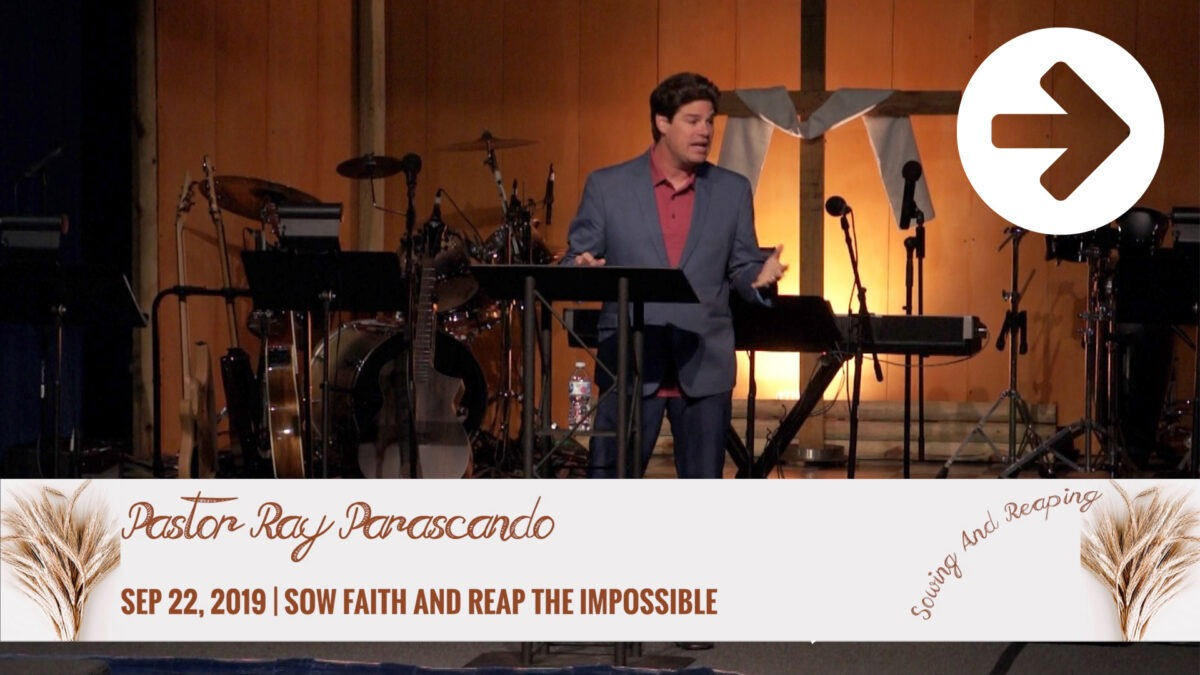 Sow Faith And Reap The Impossible  Image