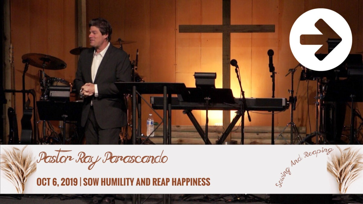 Sow Humility And Reap Happiness  Image