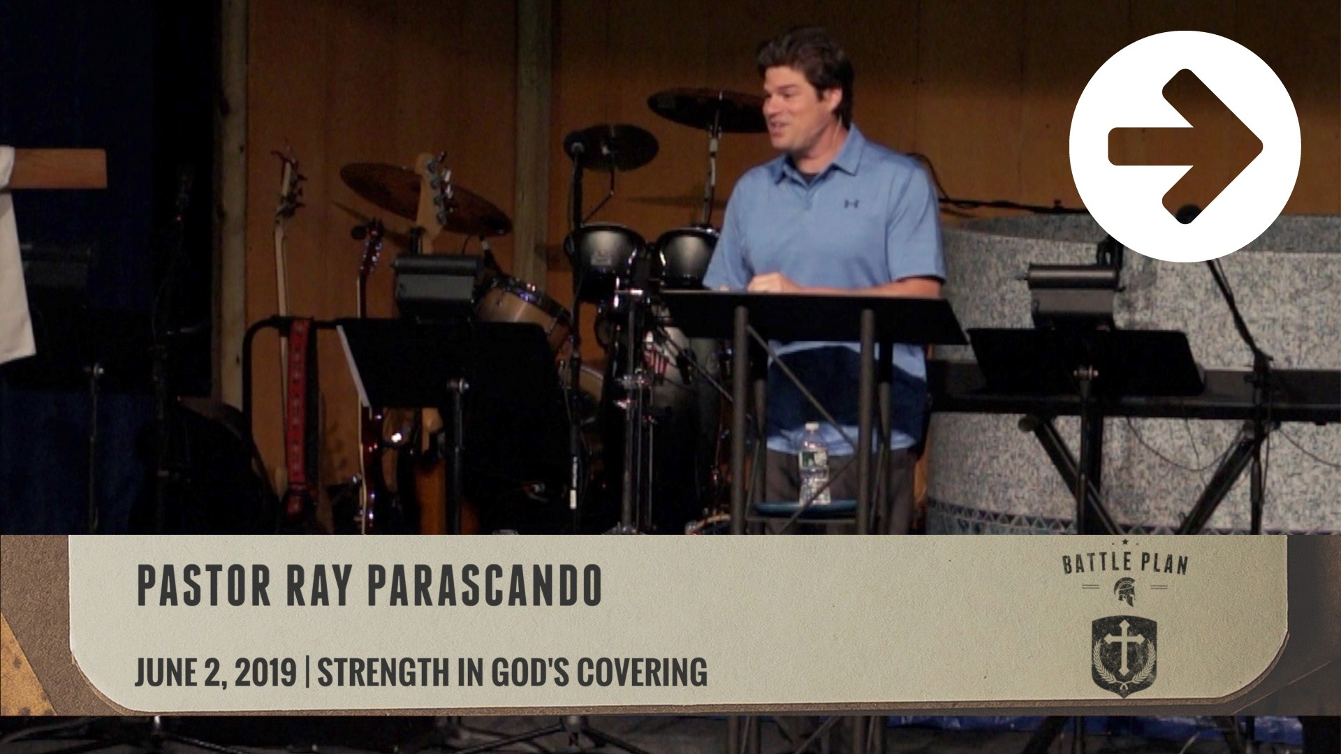 Strength In God's Covering Image