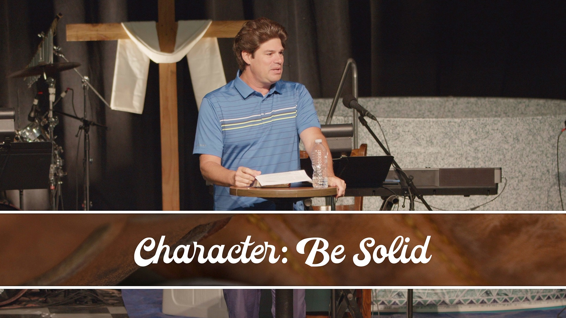 Character: Be Solid Image