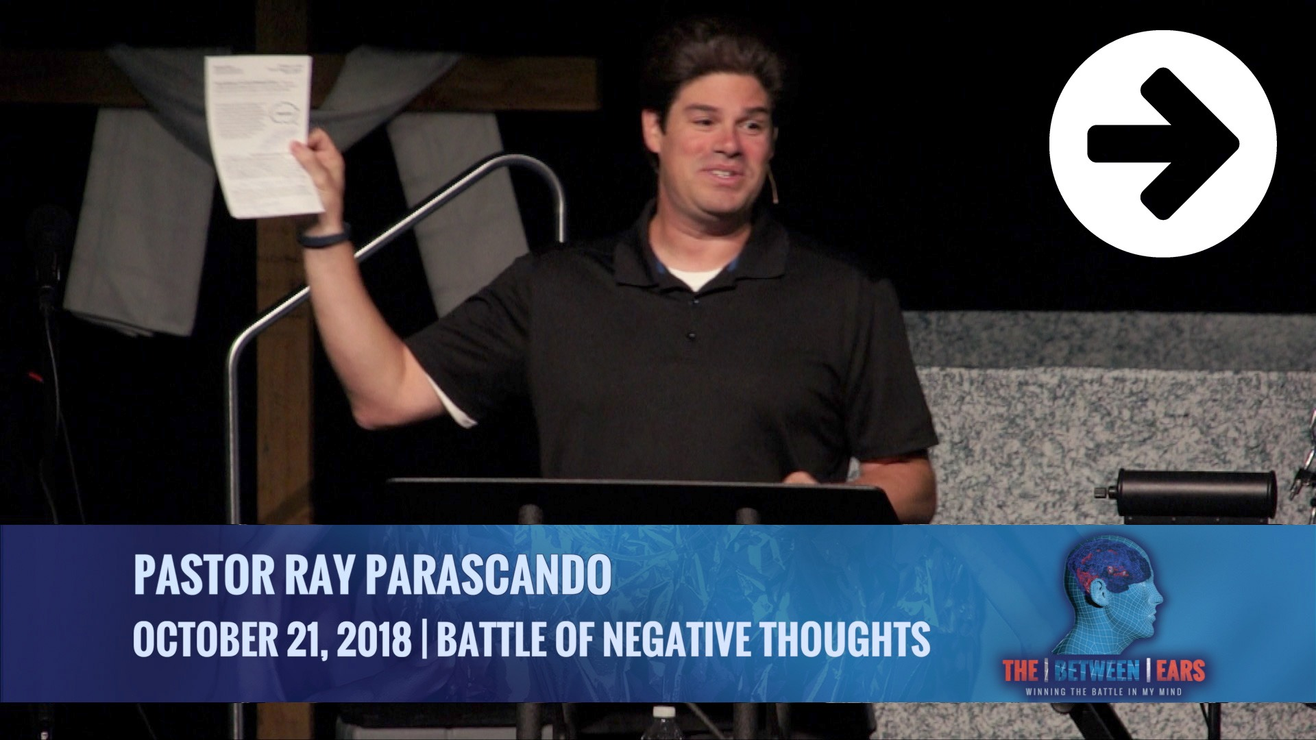 Battle Of Negative Thoughts