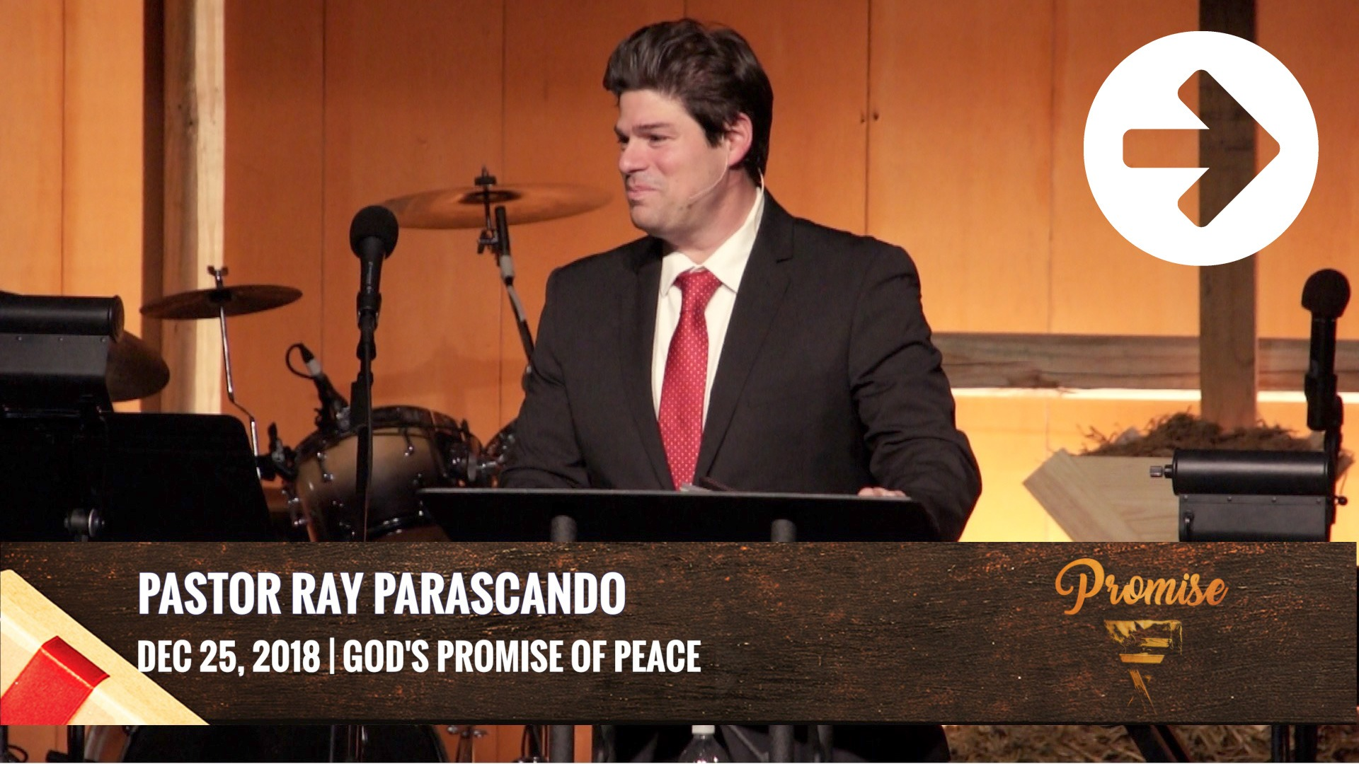 God's Promise Of Peace Image