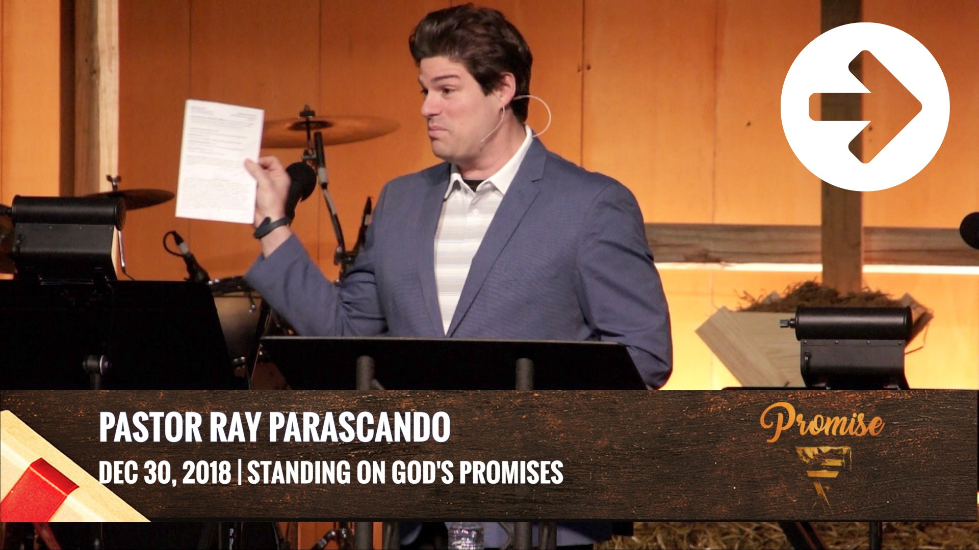 Standing On God's Promises Image