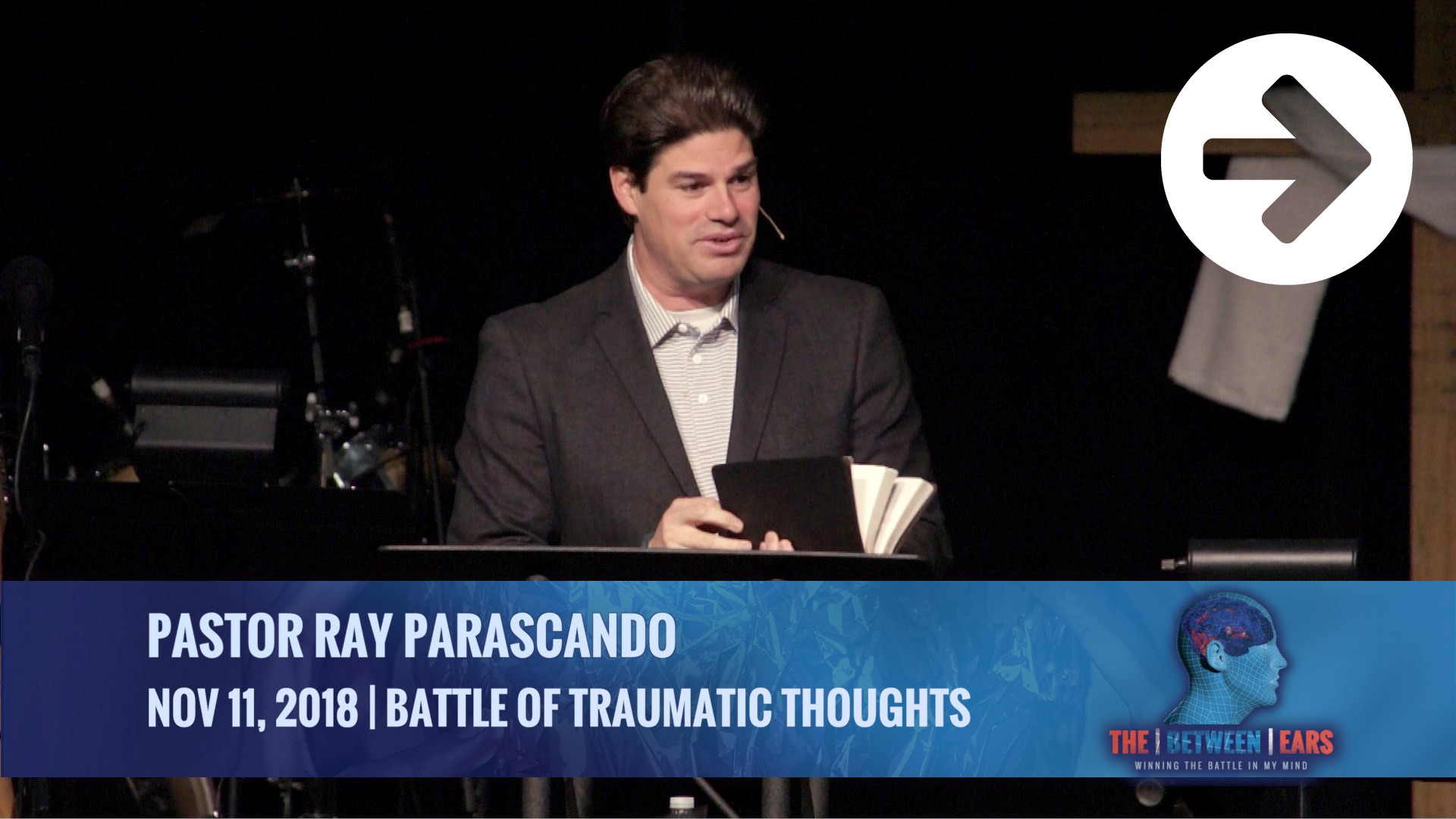 Battle Of Traumatic Thoughts  Image